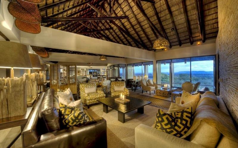 127 Luxury Living Room Designs-85