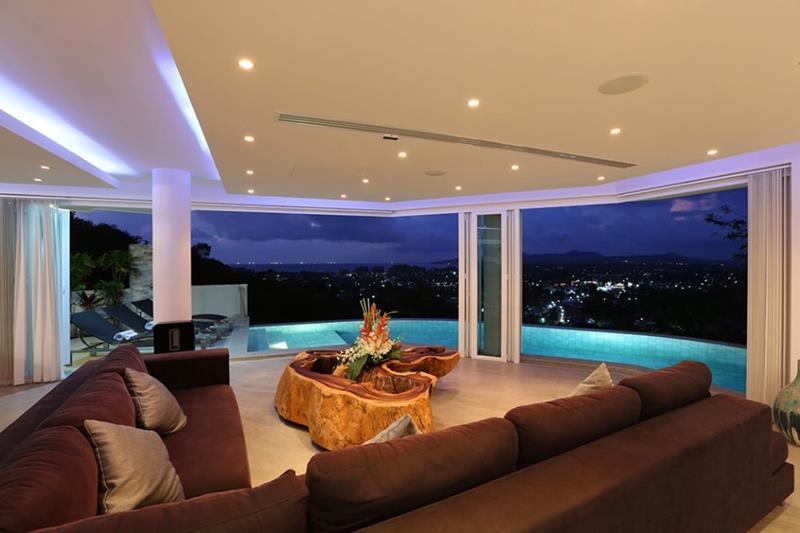127 Luxury Living Room Designs-87