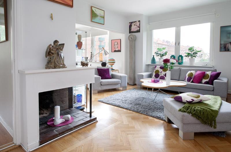 127 Luxury Living Room Designs-88