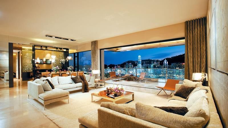 127 Luxury Living Room Designs-9