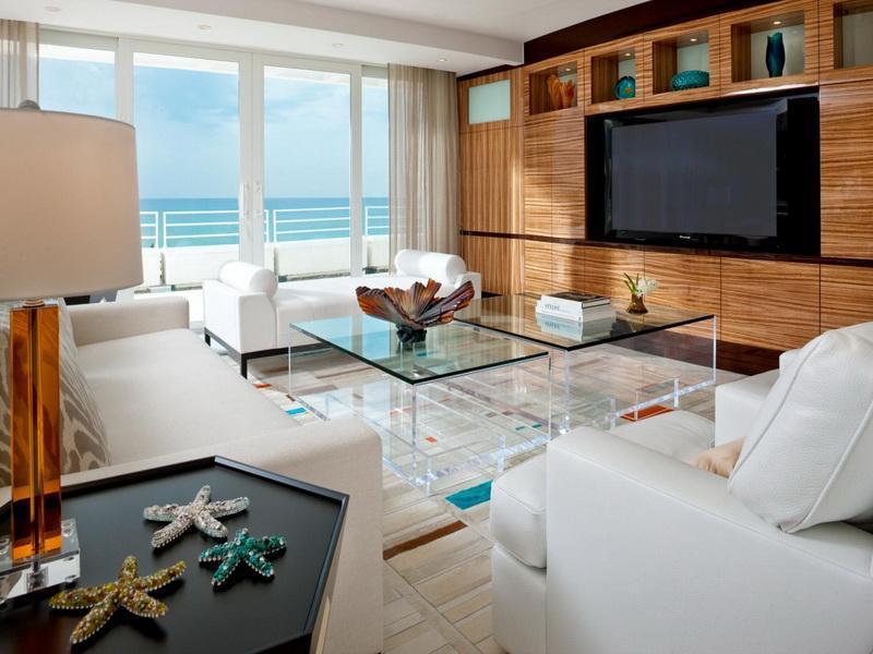 127 Luxury Living Room Designs-91