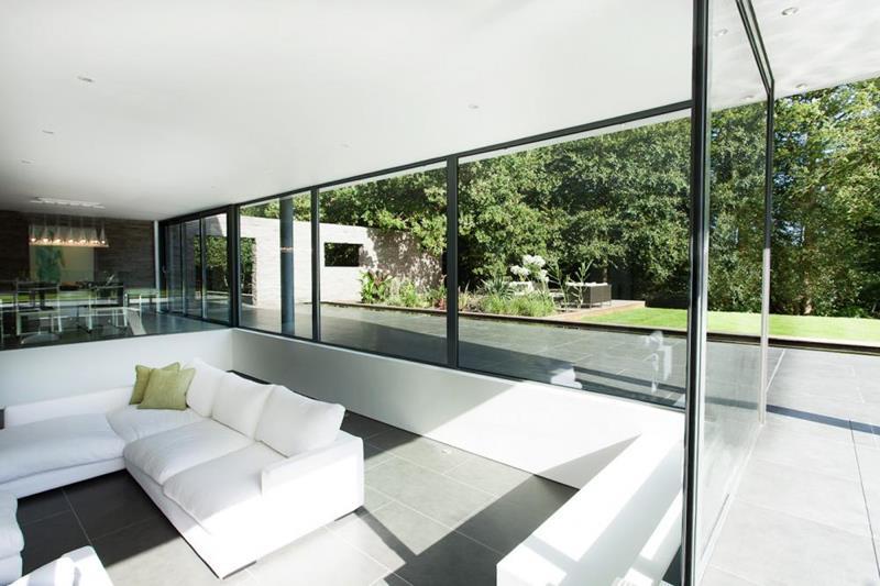 127 Luxury Living Room Designs-93