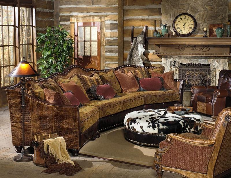 127 Luxury Living Room Designs-94