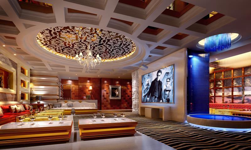 127 Luxury Living Room Designs-97