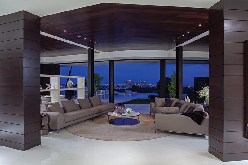 127 Luxury Living Room Designs-99