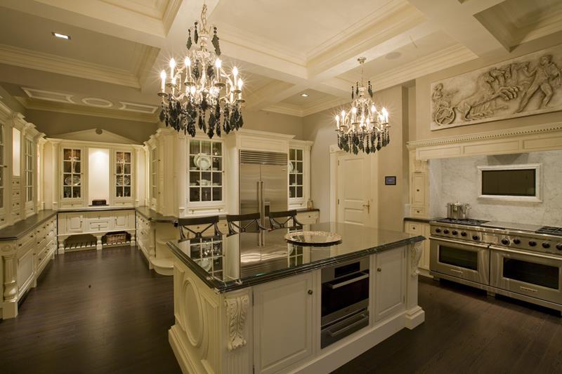 133 Luxury Kitchen Designs-3