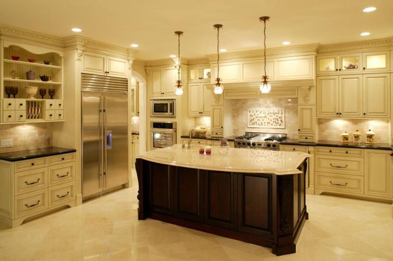 133 Luxury Kitchen Designs-4