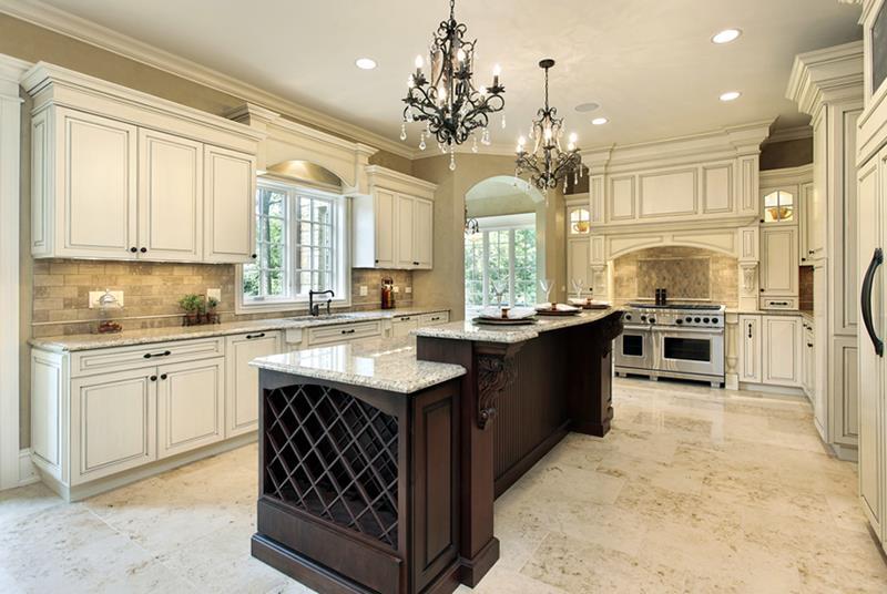133 Luxury Kitchen Designs-5