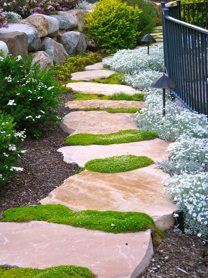 19 Home Walkway Design Ideas-10