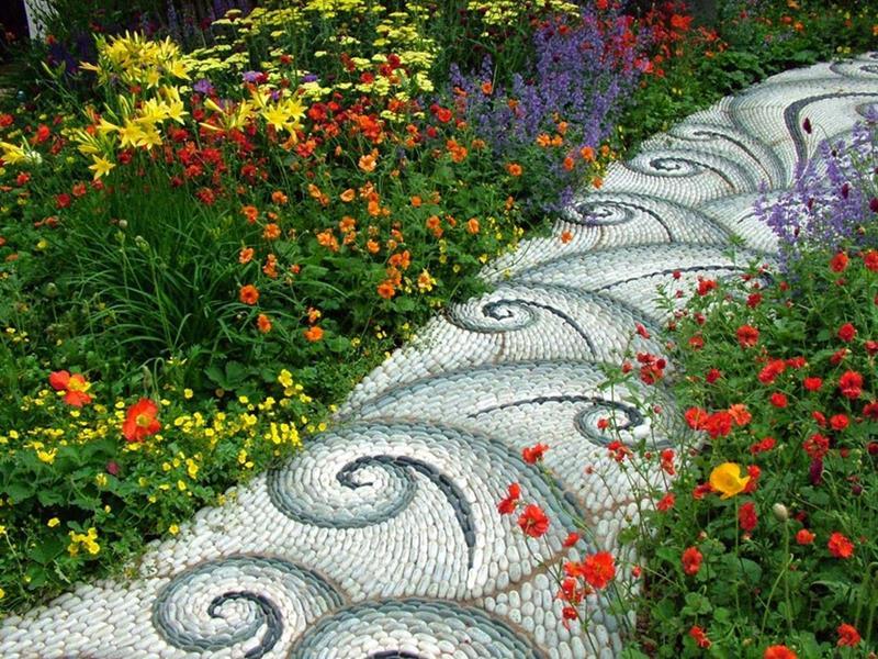 19 Home Walkway Design Ideas-18
