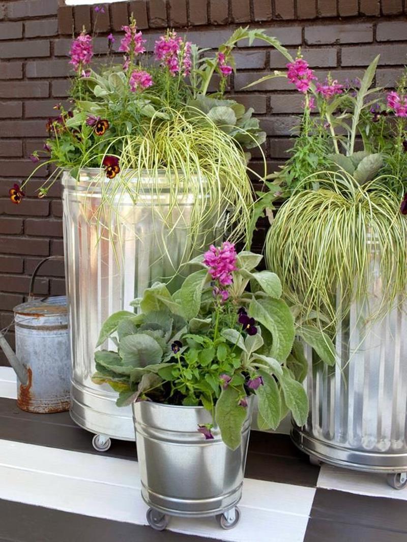 20 Unique and Inspirational Flower Pot Ideas-10