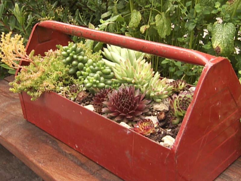 20 Unique and Inspirational Flower Pot Ideas-5