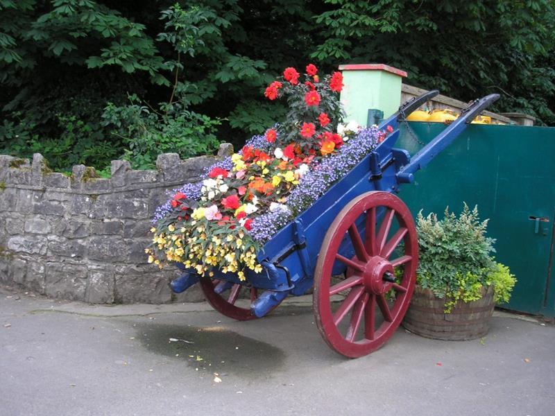 20 Unique and Inspirational Flower Pot Ideas-7