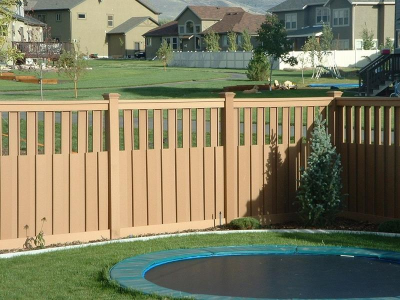 21 Totally Cool Home Fence Design Ideas-2