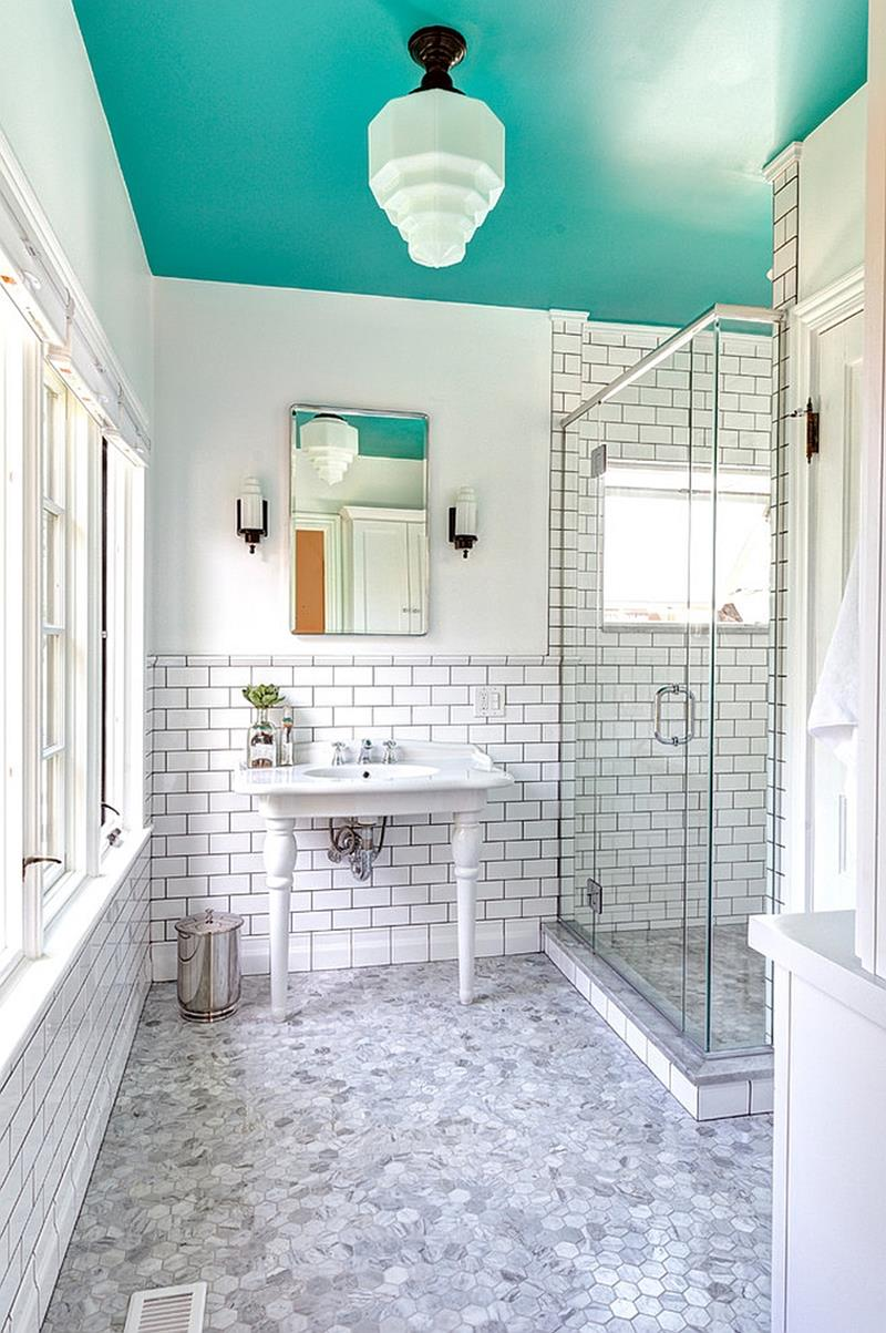 23 Charming and Colorful Bathroom Designs-3