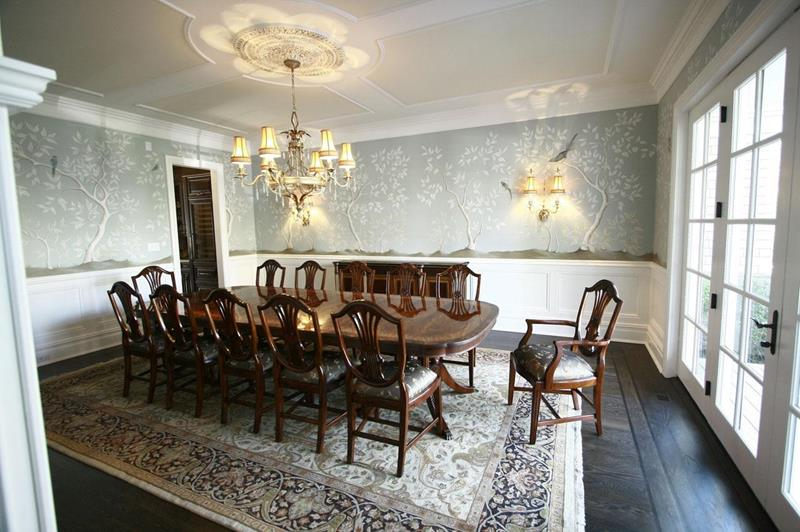23 Designs for Epically Large Dining Rooms-1