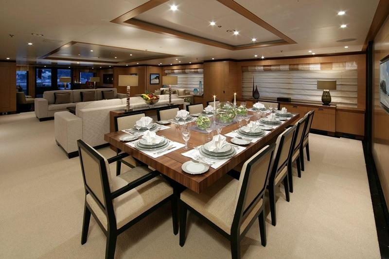 image named 23 Designs for Epically Large Dining Rooms title