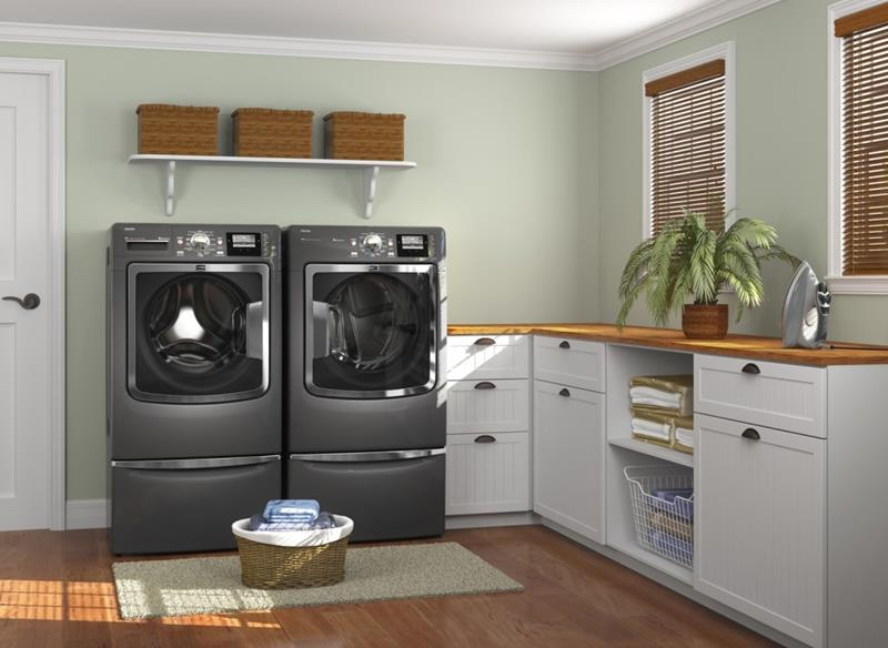 23 Laundry Room Design Ideas-20