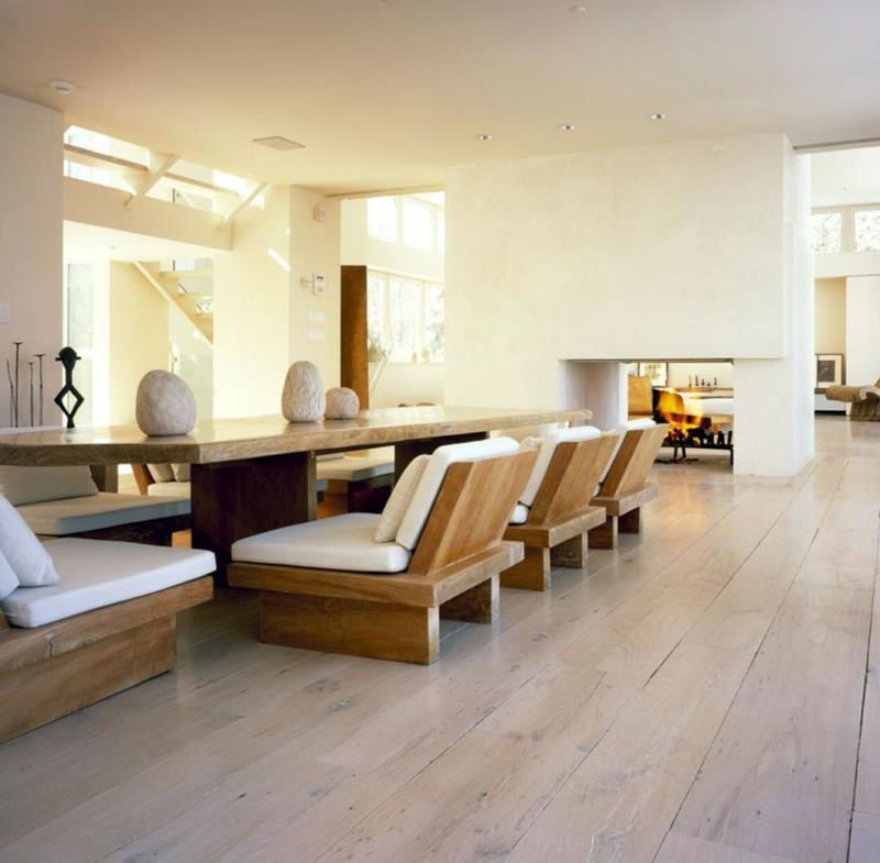 23 Sleek Contemporary Dining Room Designs-12