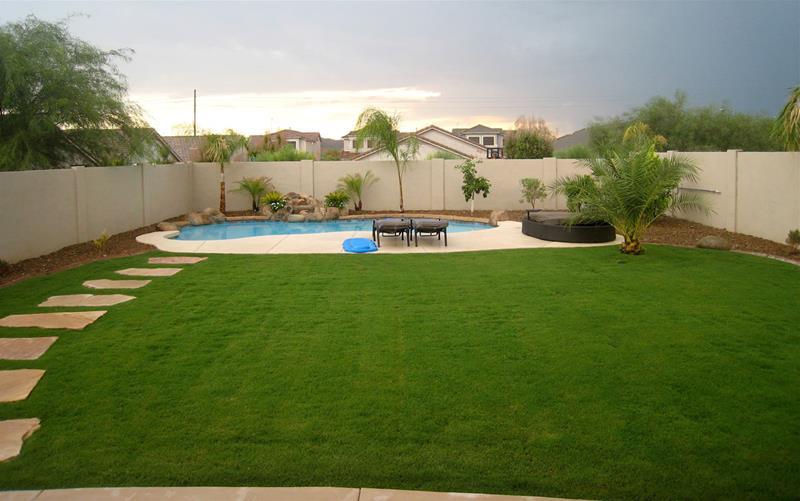 Landscape Backyard Design