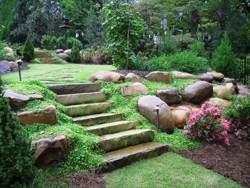 24 Beautiful Backyard Landscape Design Ideas-9