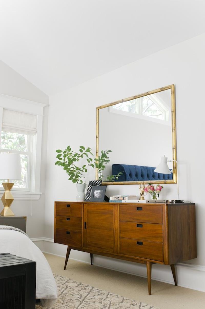 24 Beautiful Mid Century Bedroom Designs-11