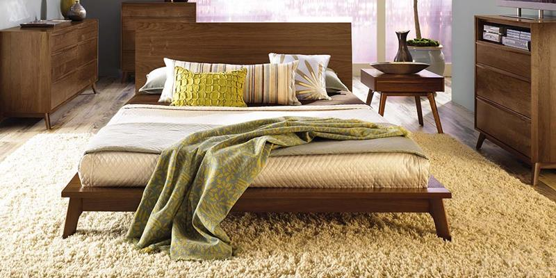 24 Beautiful Mid Century Bedroom Designs-14
