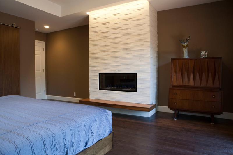 24 Beautiful Mid Century Bedroom Designs-17