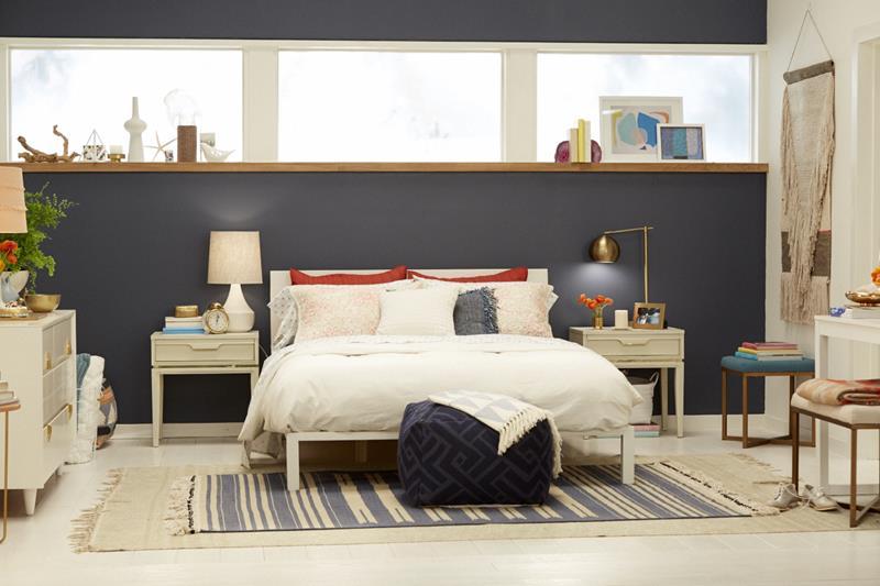 24 Beautiful Mid Century Bedroom Designs-19