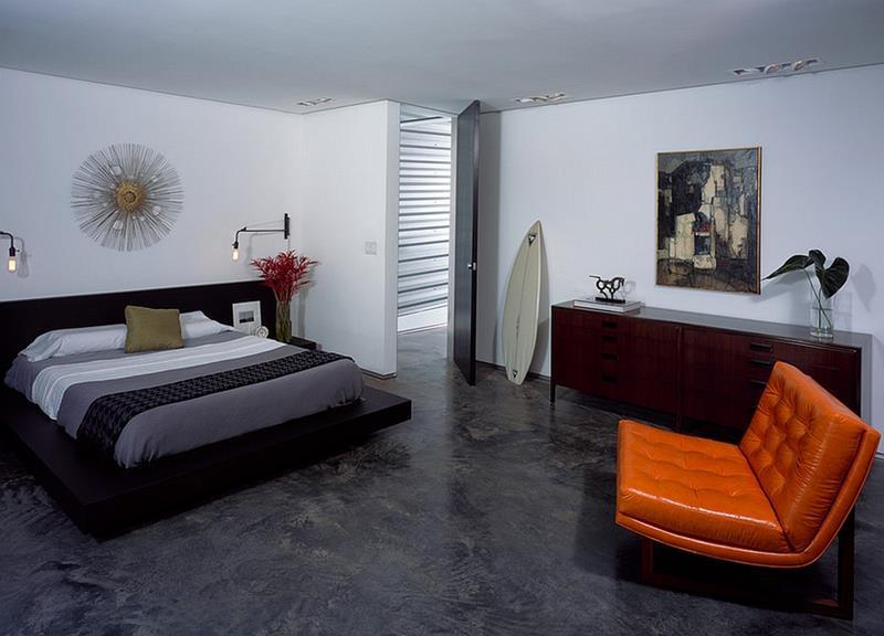 24 Beautiful Mid Century Bedroom Designs-4
