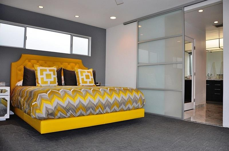24 Beautiful Mid Century Bedroom Designs-5