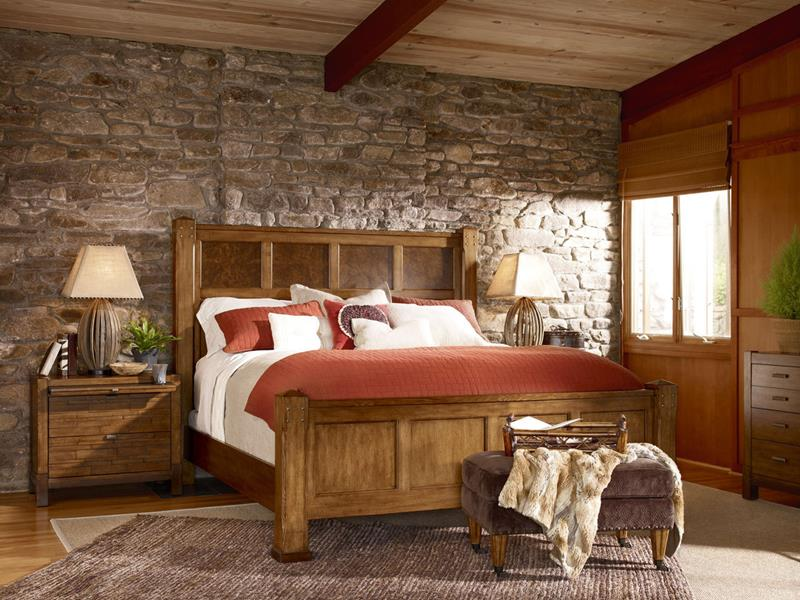 24 Beautiful Rustic Bedroom Designs-1