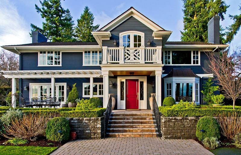 24 Beautifully Blue Home Exteriors-2