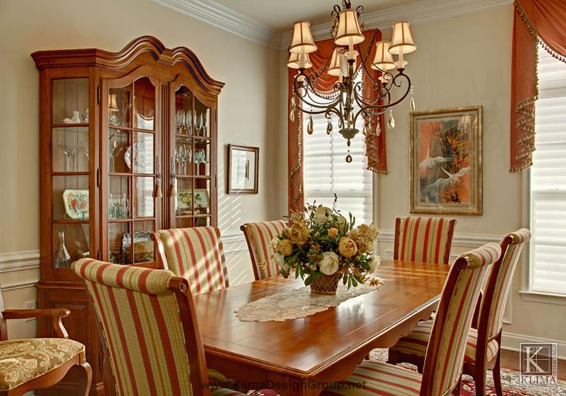 24 Country Dining Room Designs That Are So Inviting-18