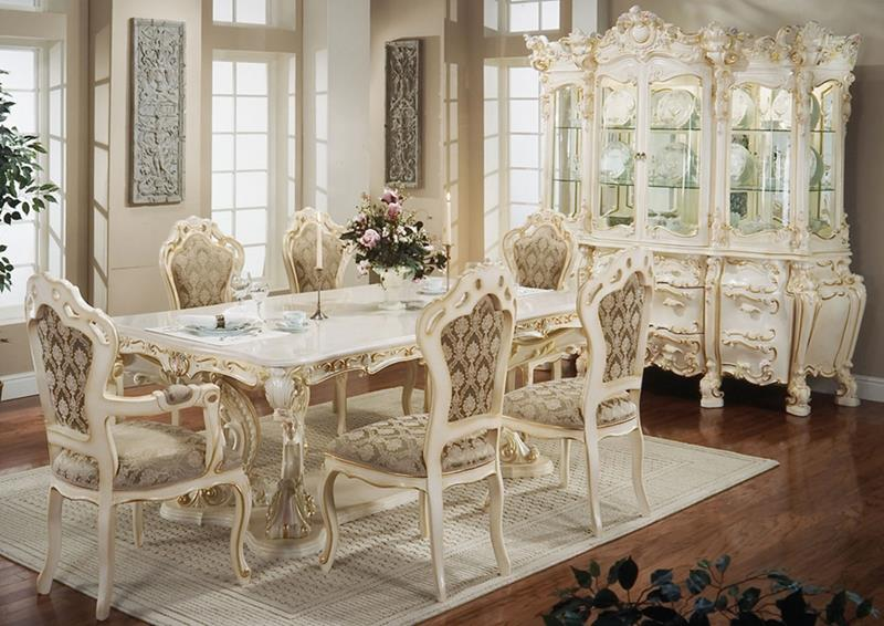24 Country Dining Room Designs That Are So Inviting-4