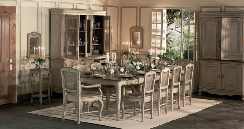 24 Country Dining Room Designs That Are So Inviting-title