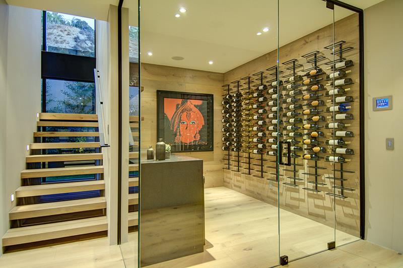 24 Finished Basements With Beautiful Hardwood Floors-16