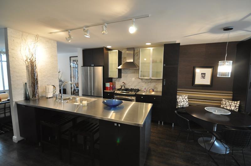 24 Finished Basements With Beautiful Hardwood Floors-17