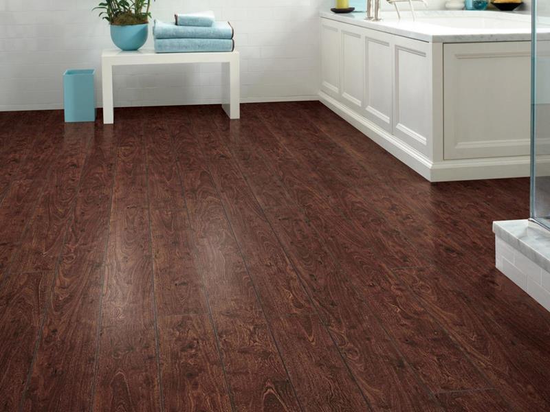 24 Finished Basements With Beautiful Hardwood Floors-7