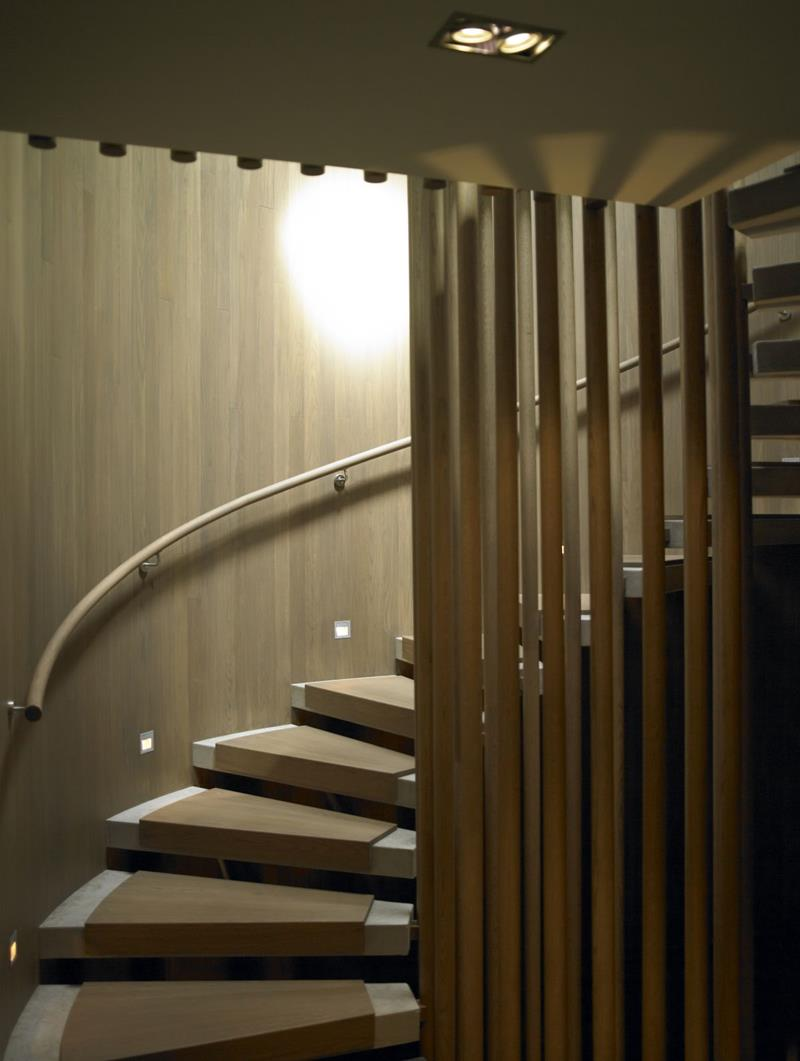 25 Crazy Awesome Home Staircase Designs-1