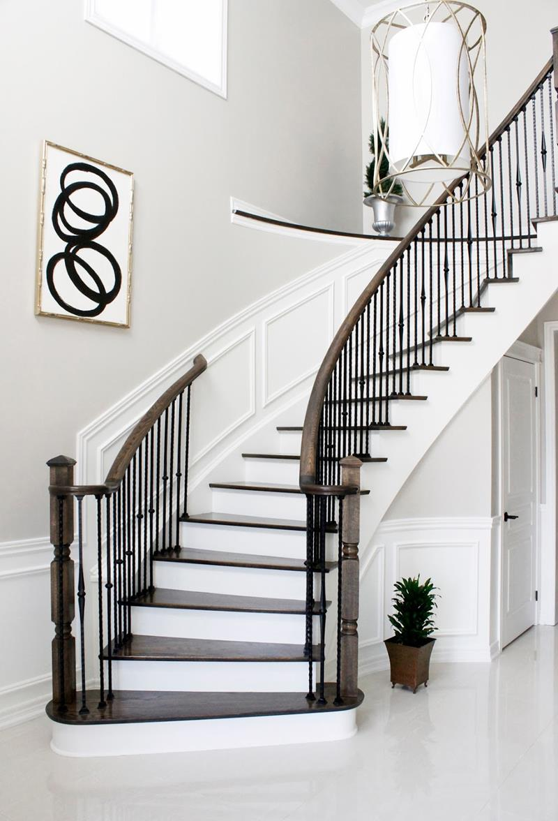 25 Crazy Awesome Home Staircase Designs-16