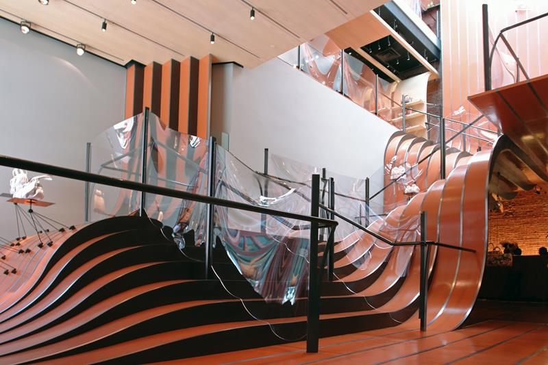 25 Crazy Awesome Home Staircase Designs-23
