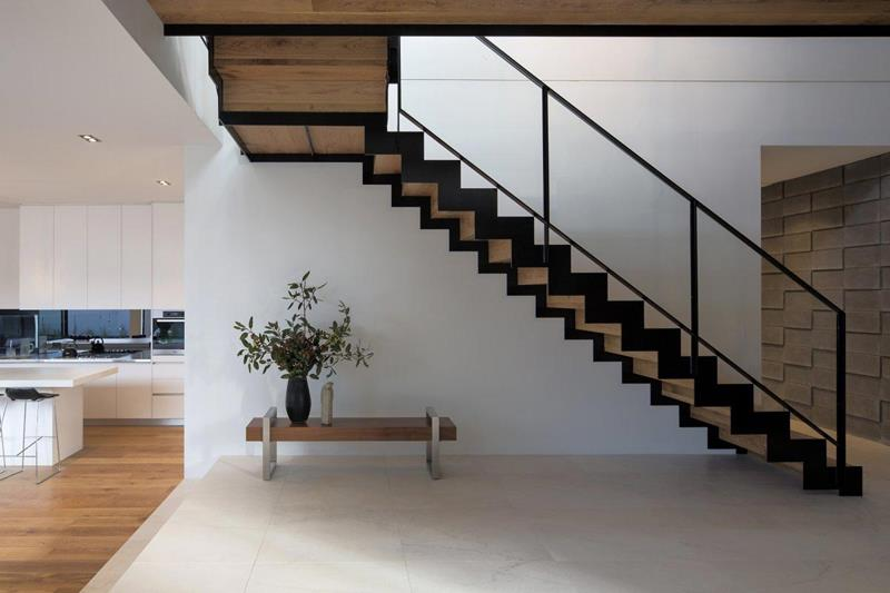 25 Crazy Awesome Home Staircase Designs-25