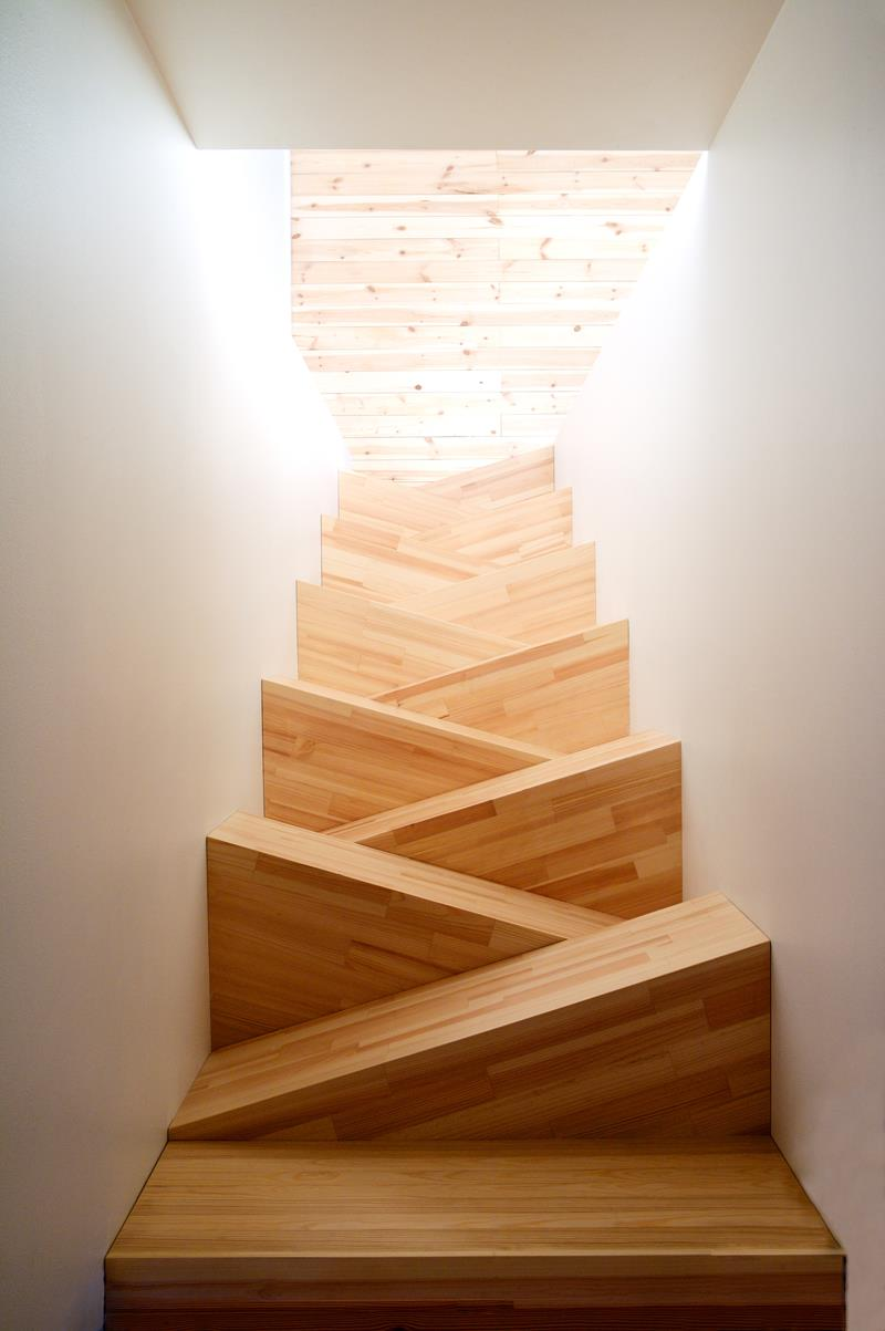 25 Crazy Awesome Home Staircase Designs-3