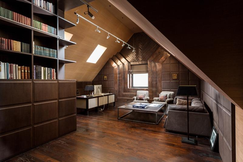 26 Amazing and Inspirational Finished Attic Designs-title