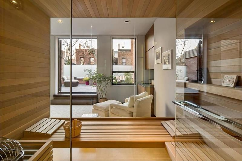 26 Beautiful Wood Master Bathroom Designs-22