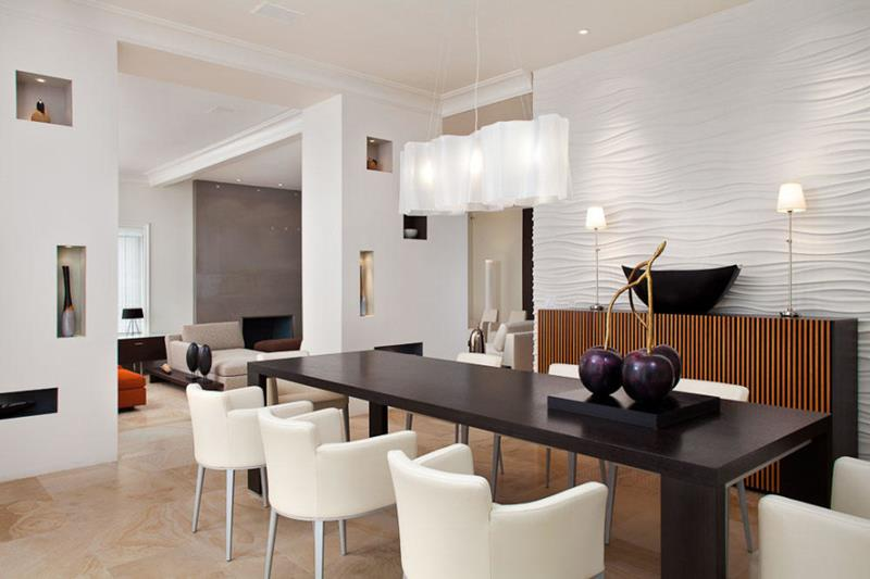 Amazing Dining Room Lighting Modern with the Great Design
