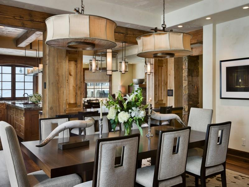 27 Beautiful Dining Rooms That Will Make Your Jaw Drop-19
