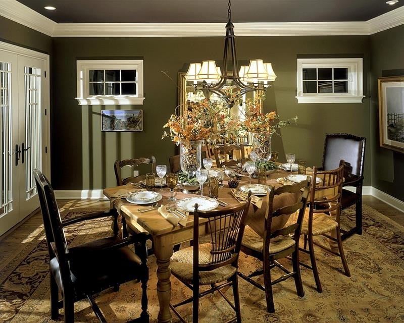 27 Beautiful Dining Rooms That Will Make Your Jaw Drop-21