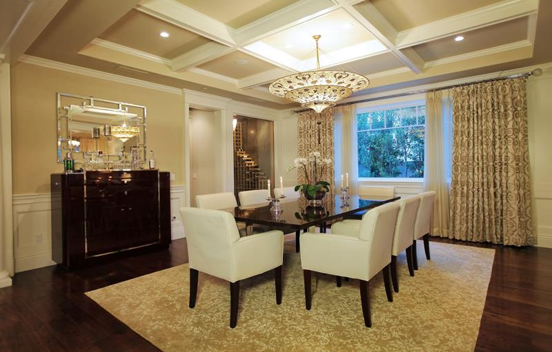 27 Beautiful Dining Rooms That Will Make Your Jaw Drop-4